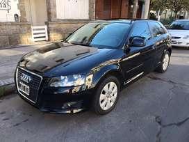 Vendo! Audi a3 2010 titular al dia impecable estado segundo dueño