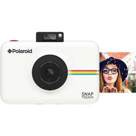Cámara digital instantánea Polaroid Snap TOUCH (blanco)