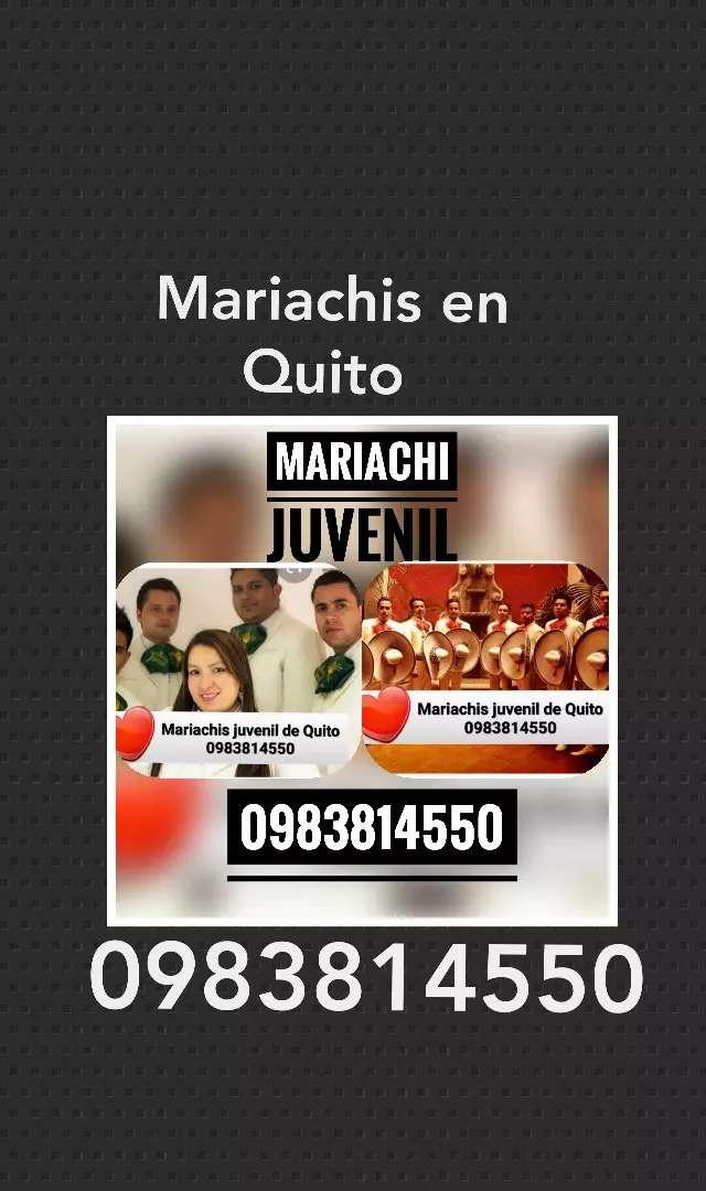 Mariachis en conocoto Quito Ecuador 0