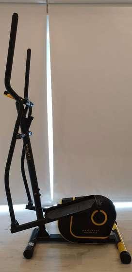 Escalador Helíptico Magnético Athletic - Excelente