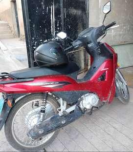 Honda Wave 110 cc todo operativo documentos en regla