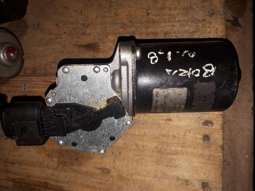Motor Limpiaparabrisas Vw Bora 0