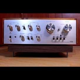 Amplificador Pioneer Sa8500 vintage marantz technics sansui kenwood Yamaha fisher akai denon onkyo harman krell mcintosh