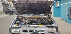 De Oportunidad camioneta Chevrolet luv 2.5 diesel