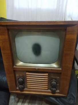Vendo televisor antiguo marca Philips NO FUNCIONA