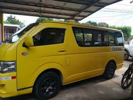 Se vende Bus Hiace en David, Chiriquí