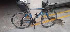 Bicicleta Aluminio Ruta.