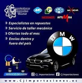 REPUESTOS Y TALLER BMW