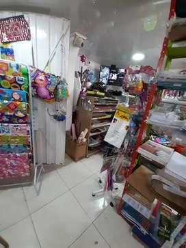 Venta de negocio  pañalera y papeleria