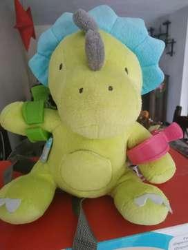 Goldbug - Animal 2 En 1 Arnés De Seguridad Para Niños - Dinosaurio
