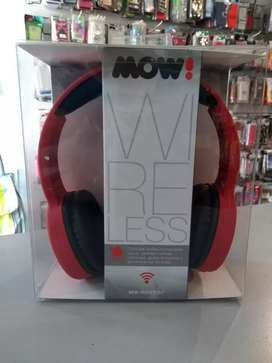 Auriculares MOW