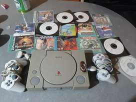 Ps1 fat perfecto estado