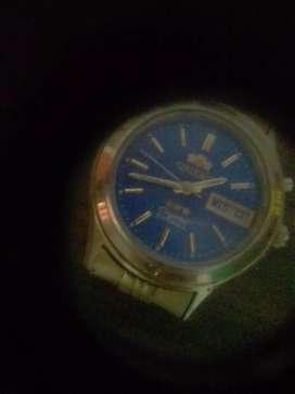Reloj  orient de coleccion automatico