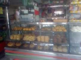 Se vende panadería y cafetería