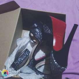 Zapatos de fiesta taco aguja