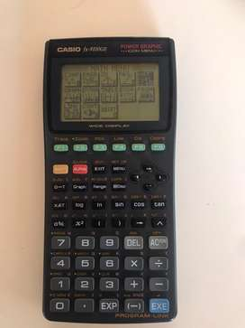 Calculadora Cientifica Casio FX-9700