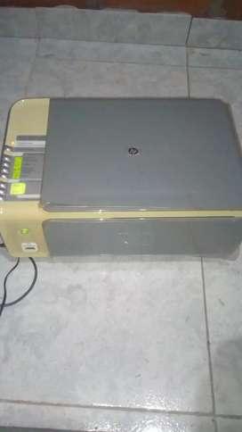 Impresora y escaneadora