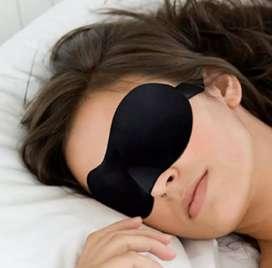Máscara para dormir, cubre ojos, antifaz para dormir unisex
