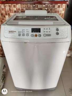 Lavadora Samsung de 31libra digital