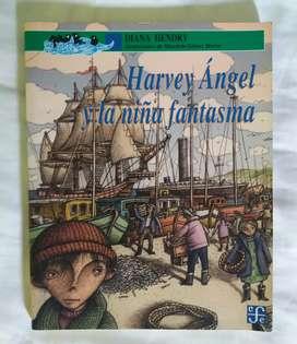 Harvey angel y la niña fantasma diana hendry
