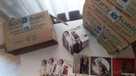 VENDO CD'S DE LA BANDA TERCER MUNDO ORIGINALES DE PAQUETE.