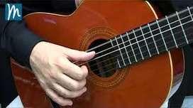 GUITARRA CLASICA CURSOS DE VERANO EN SM PORRES