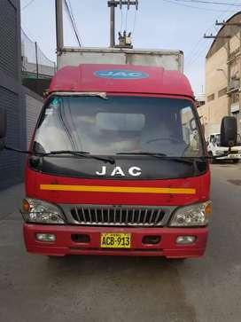 Camión JAC