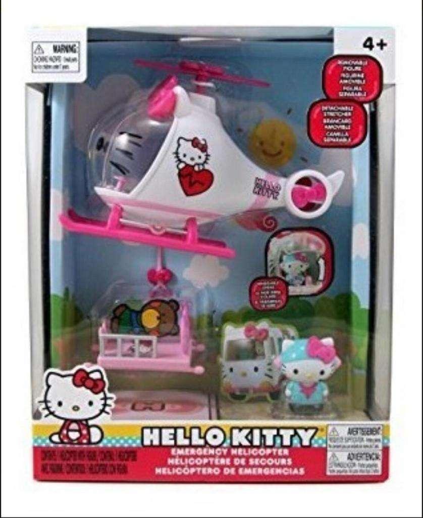 Hello Kitty Helicoptero 0