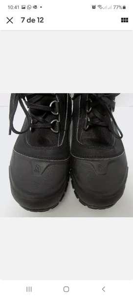 Botas North Face Mens Boots  Waterproof Black
