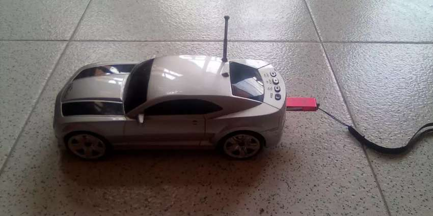 Vendo bonito carro full luces 0