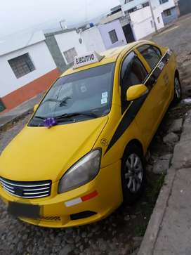 Acciones y derechos de taxi ejecutivo