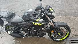 Yamaha MT-03 en excelente estado