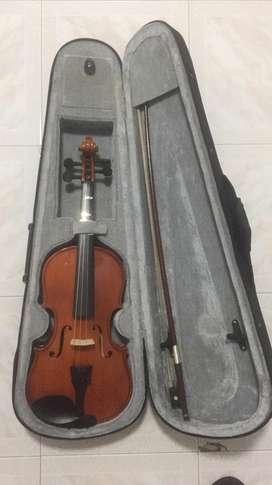 Viola: Instrumento de cuerdas en excelente estado