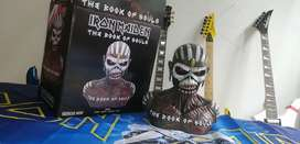 Iron Maiden The Book of Souls Busto