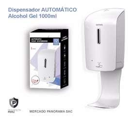 Dispensador Automático Alcohol Gel 1000ml