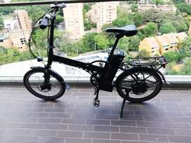 Bicicleta electrica allegro 500W