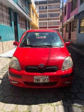 Vendo Toyota Yaris 3 puertas NEGOCIABLE