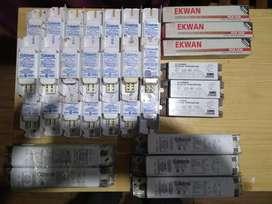 Vendo Balastros para Tubos Fluorescentes