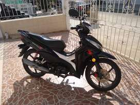 Moto Honda Wave 110s
