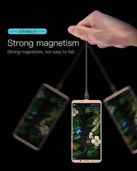 Ultra Carga Rapida Huawei P40 30 20 10 Mate Pro Cable Magnético Oppo Carga Super Rapida v5 Android Tipo-C - 8888