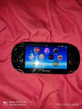 Vendo PS Vita Playstation portable