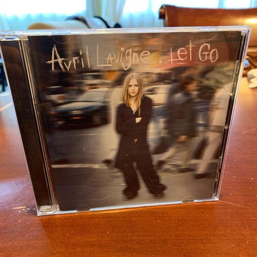 Avril Lavigne Let Go 0