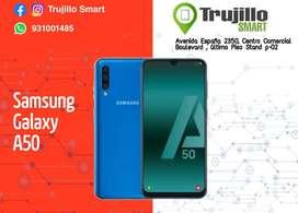 Samsung Galaxy A50 128 GB tienda Física garantía 1 año