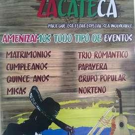 Mariachi Zacateca