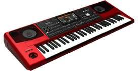 Vendo teclado korg pa700 RD