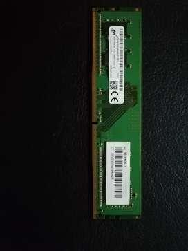 Ram Ddr4  4Gb 2400mghz
