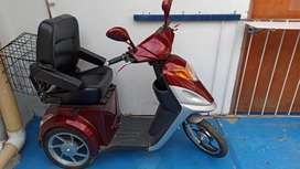 Vendo triciclo electrico