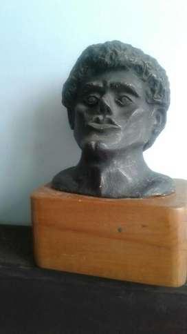 Busto en Madera