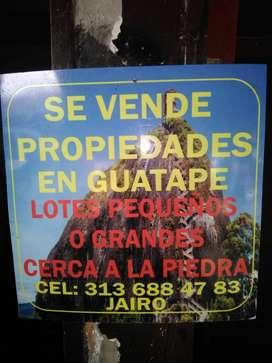 Se venden propiedades en guatape cerca de la piedra