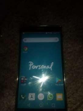 Vendo celular LG beat 8000 para personal